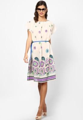 Tops and Tunics Floral Print georgette Women's Kaftan