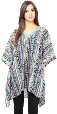 Kyla F Embellished Cotton Women,s Kaftan