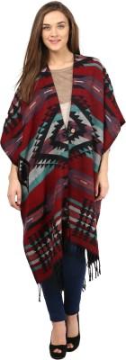 Taurus Printed Polyester Blend Women's Kaftan