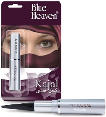 Blue Heaven Personal Kajal (Set of 6 Pc) 1.5 g