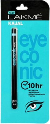 Lakme Eyeconic Kajal 0.35 g(Blue Royal)