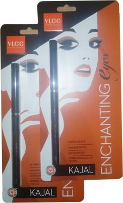 VLCC Kajal Enchanting Eyes 2,S Pack .6 g