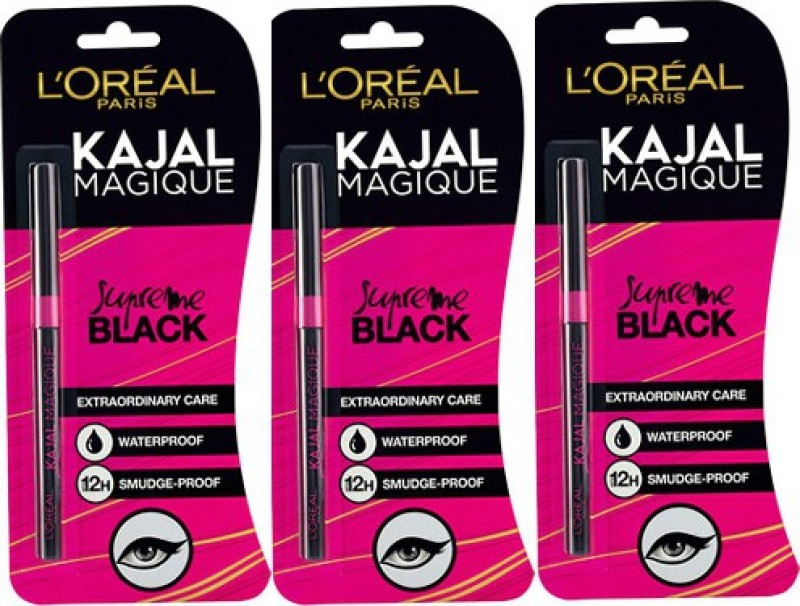L'Oreal Paris Magique Kajal 0.35 g(Black)