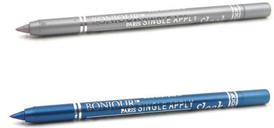 Bonjour Paris Single Apply Silver-Turquoise 3010201614 2.4 g