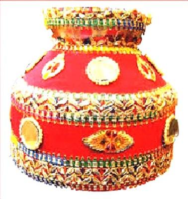 Khushi Arts Pottery Kalash