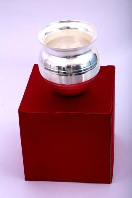 Ojas Silver Plated Kalash