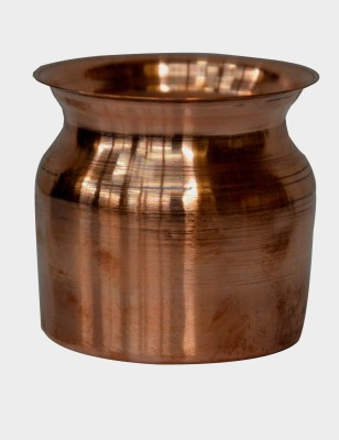 swadesibuyzzar Copper Pot for Puja Copper Kalash