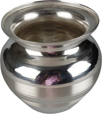 Abhushan Hyderabadi German Silver Plated Kalash