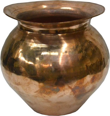 swadesibuyzzar Pure Copper Pot Copper Kalash
