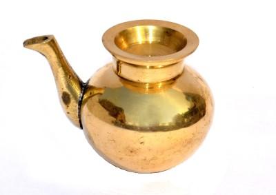 SKM Lota Kamandal Brass Kalash