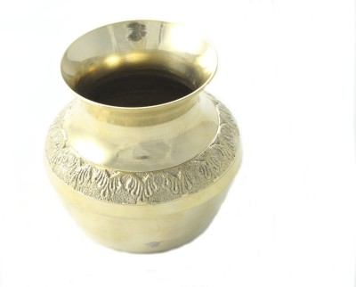 Sarvsiddhi Kalash for Holy Water Brass Kalash
