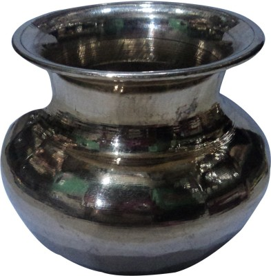 swadesibuyzzar Brass Lota with Glossy Finishing 650 ml Brass Kalash