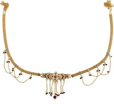 Taj Pearl Waist Hip Belt Kamarband