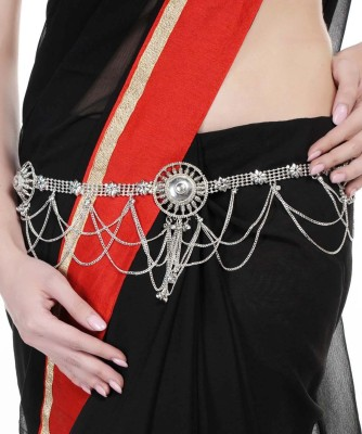 Shining Diva Waist Hip Belt Kamarband
