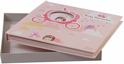 Babies Bloom Little Princess 1st Year Memory Book Keepsake(Multi-Color)