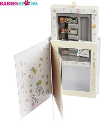 Babies Bloom Sweet Dream Baby Book Keepsake(Multi-Color)