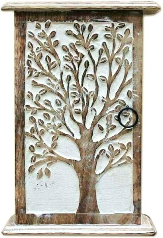 Regaloin REGKB0001 Wooden Key Box(6)