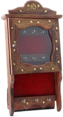 Woodde WDHD1018 Wooden Key Box(9)