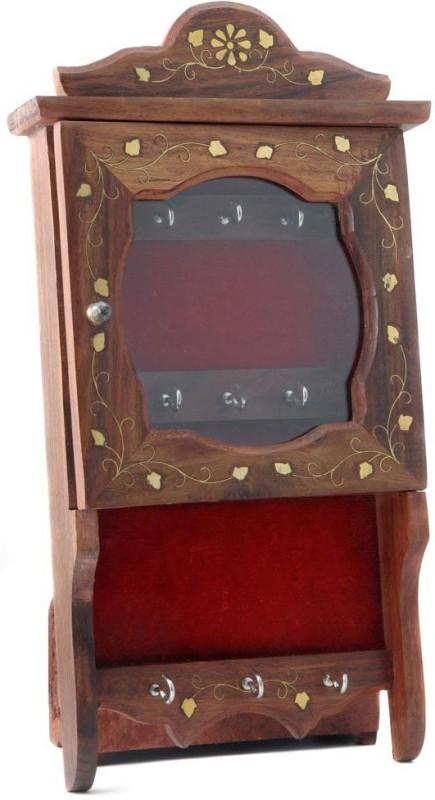 Woodde WDHD1018 Wooden Key Box(9)