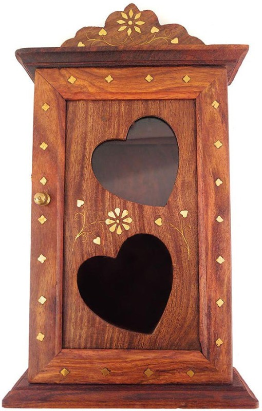 Woodde WDHD1139 Wooden Key Box(6)