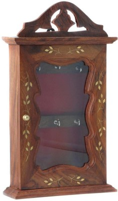 Woodde WDHD1019 Wooden Key Box(6)