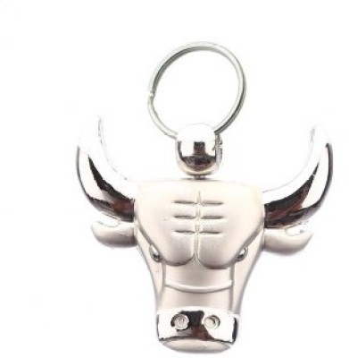 TYS Rock Bull Key Chain