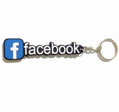 Goodbuy Facebook Locking Key Chain