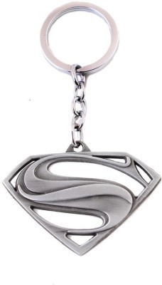 Shop & Shoppee SuperHero Superman Metal Key Chain