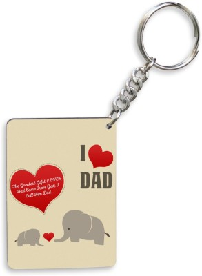 SKY TRENDS GIFT The Greatest Gifts I Ever Had Came From God Best Gifst For Dad Father's Day Key Chain