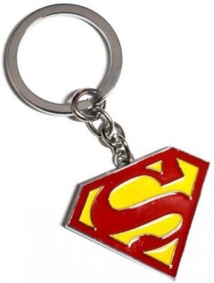 Prime Traders Superman Metal Logo Key Chain