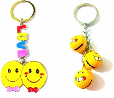 Navdurga Smiley key chain-108 Key Chain