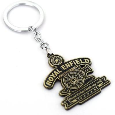 Goodbuy Royal Enfield Made Like a Gun Key Chain