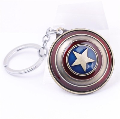 Goodbuy Captain America Shield Key Chain