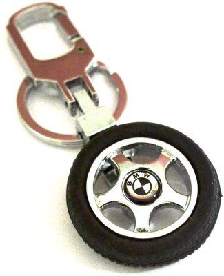 Prime Traders Bmw Rotary Wheel Tyre Key Chain