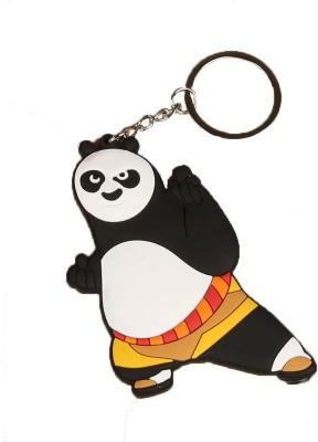 Bidheaven Kung Fu Panda 3 Po PVC Figure Key Chain