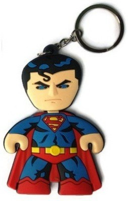 Bidheaven Superman Key Chain