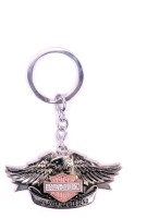Me2ugifts Harley davidson metal Key Chain