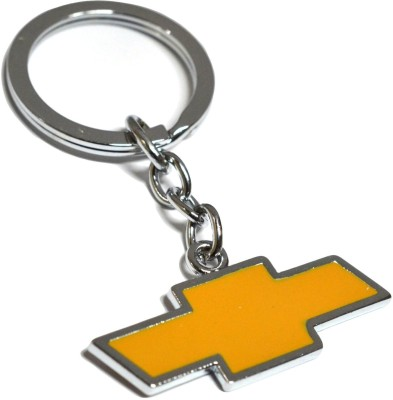 Prime Traders Chevrolet Emblem Car Logo Key Chain