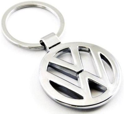 Prime Traders Volkswagen Emblem Car Logo Key Chain