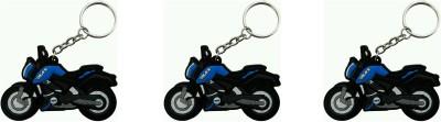 SiNgH Navy Blue KTM Duke Key Chain-6 Key Chain