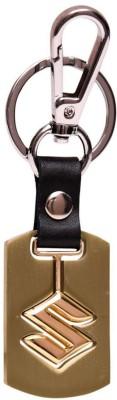 Prime Traders Suzuki Metal Logo Key Chain