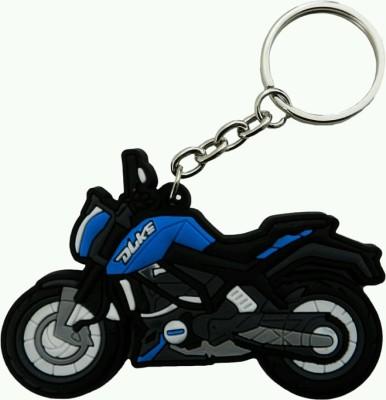 SiNgH Navy Blue KTM Duke Key Chain-1 Key Chain