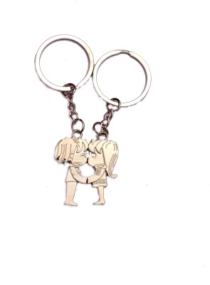 Future Times love couples Key Chain