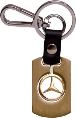Prime Traders Mercedes Benz Metal Logo Key Chain