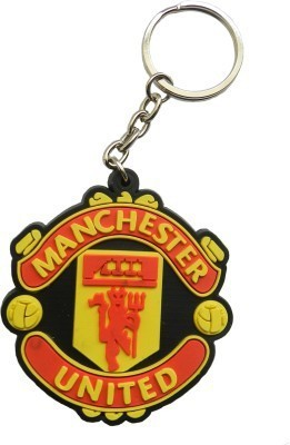 SND Manchester Uniteed Football 25 Key Chain