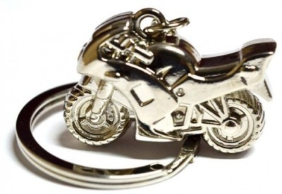Prime Traders Bike Shape Metal Key Chain