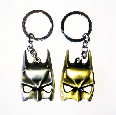Goodbuy Set of 2 Batman Mask Key Chain