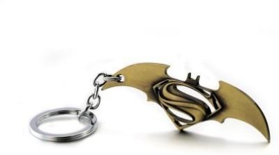 Shop & Shoppee Batman vs Superman superhero metal Key Chain