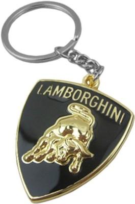 Goodbuy Lamborghini Car Logo Key Chain