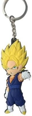 Bidheaven Dragon Ball Z Vegito Goku Vegeta Super Saiyan Key Chain
